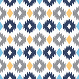 Ethic seamless pattern. Stock Images