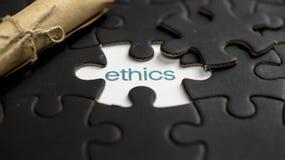 ethics Imagens de Stock Royalty Free