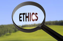 Ethics Royalty Free Stock Image