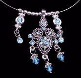 ethinic ожерелье Стоковые Фото