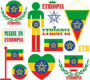 ethiopia Fotografering för Bildbyråer