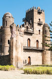 Ethiopia. Gondar, the Emperor's palace Stock Image