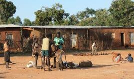 ethiopia rynek Fotografia Stock