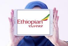 Ethiopian Airlines logo Royaltyfri Bild