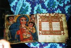 Ethiopian book Stock Photos