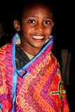 Ethiopian boy Royalty Free Stock Photos