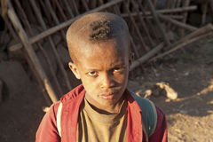 An Ethiopian boy Stock Image