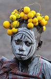 Ethiopian child Royalty Free Stock Image