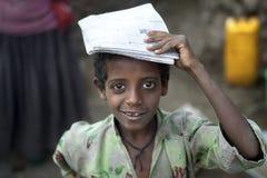An Ethiopian Child Stock Photos