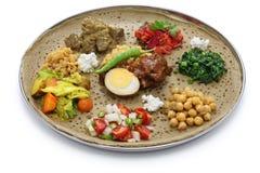 Ethiopian cuisine Stock Images