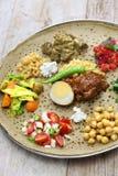 Ethiopian cuisine Stock Photo