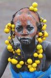 ethiopian folk Arkivbilder