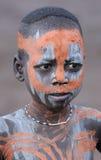 ethiopian folk Royaltyfria Foton
