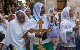 Ethiopian Good Friday Stock Photo