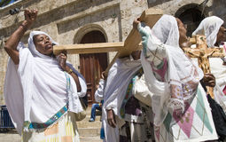 Ethiopian Good Friday Stock Photo