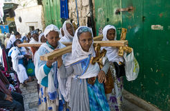Ethiopian Good Friday Stock Images