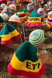 Ethiopian hats Stock Photos