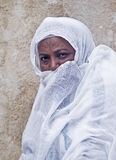 Ethiopian holy fire ceremony Royalty Free Stock Image
