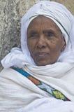 Ethiopian holy fire ceremony Stock Photos