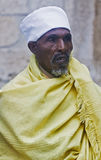 Ethiopian holy fire ceremony Royalty Free Stock Photo