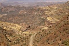 Ethiopian landscape Royalty Free Stock Image