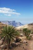 Ethiopian landscapes Royalty Free Stock Image