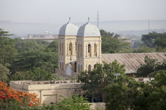 Ethiopian Orthodox church Royalty Free Stock Photography