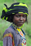 Ethiopian people Royalty Free Stock Photo