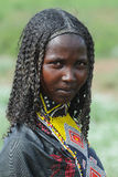 Ethiopian people Royalty Free Stock Photography