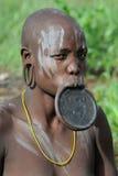 Ethiopian people Royalty Free Stock Photography