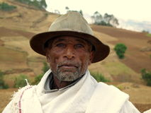 Ethiopian people and faces Royalty Free Stock Photography