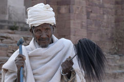 Ethiopian Priest 1 Stock Images