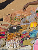 Ethiopian street market Royalty Free Stock Photography