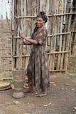 Ethiopian women Stock Image