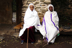 Ethiopian women Stock Photography