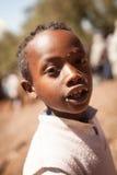 Ethiopisch jong geitje in Lalibela Stock Foto's