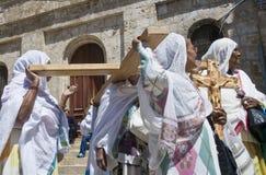 Ethiopische Goede Vrijdag Royalty-vrije Stock Foto