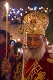 Ethiopische heilige brandceremonie Royalty-vrije Stock Foto