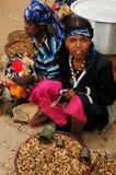 Ethiopische markten Royalty-vrije Stock Foto's