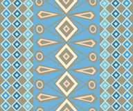 Ethnic Abstract bright pattern background. Royalty Free Stock Photos