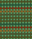 Ethnic Abstract bright pattern background. Royalty Free Stock Photography