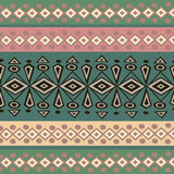 Ethnic Abstract bright pattern background. Stock Photography