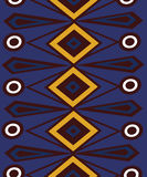 Ethnic Abstract bright pattern background. Stock Photo