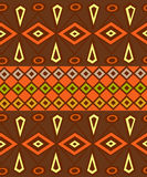 Ethnic Abstract bright pattern background. Vector illustration Royalty Free Stock Photo