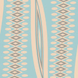 Ethnic Abstract bright pattern background. Royalty Free Stock Photo