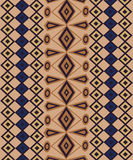 Ethnic Abstract bright pattern background Royalty Free Stock Photos