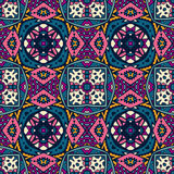 Ethnic abstract indian pattern Royalty Free Stock Photography