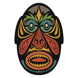 Ethnic African Mask Royalty Free Stock Image