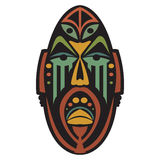 Ethnic African Mask Royalty Free Stock Photos