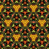 Ethnic african Spanish ornaments. Background ethnic african Spanish ornaments for textures vector illustration